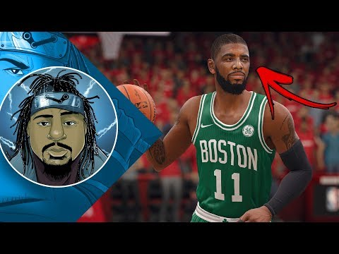 How To Get Good At NBA Live 18