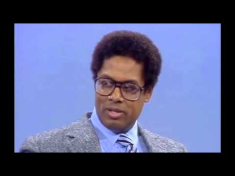 Thomas Sowell Destroys Affirmative Action in 2 minutes