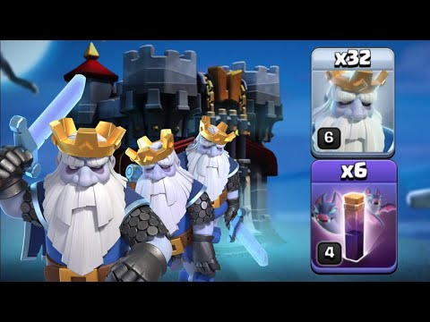 BANNED FOR BEING TOO POWERFUL! TH11 Royal Bat Attack Strategy - Best TH11 Attack Strategies In CoC