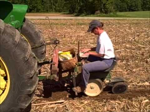 Vid00083 Planting Pumpkins 1 Youtube