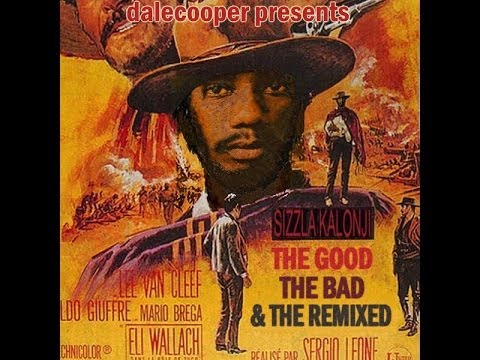 Sizzla -  The Good, The Bad And Sizzla  (mix by Special Agent Dale Cooper)