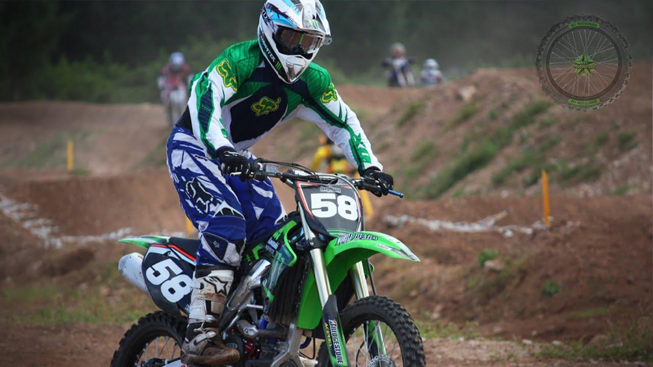 Motocross Practice (Throwback #14)