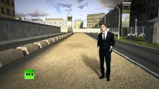 Исчезнувшая граница: как была устроена Берлинская стена