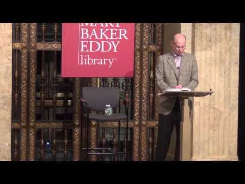 Author Talk — Keith Collins on The Christian Science Monitor