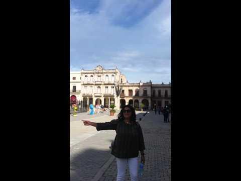 Cuba Viejas Square rebuilt