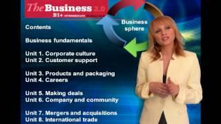 Краткий обзор учебно-методического пособия The Business 2.0 Intermediate