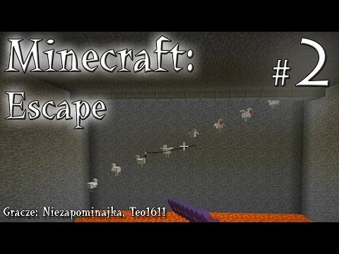 Minecraft: Find your way out! [2/2]