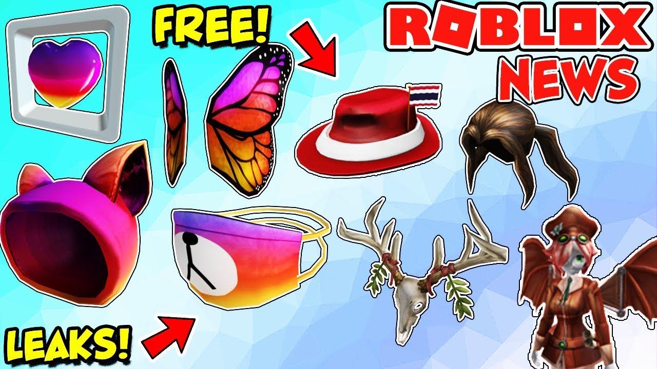 Roblox News New Free Fedora Instagram Items Leaked New Rthro