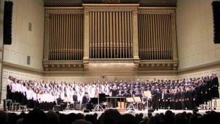 Kyrie - 2013 Massachusetts All-State Chorus