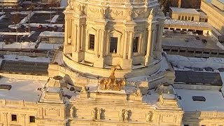 Minnesota State Capitol Building - Hail Minnesota Version