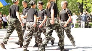 Сокіл (Джура) 2017 - гра патріотів - районні змагання - 19.05.17