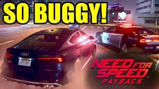 Need For Speed Payback - A GLITCHY Mess… *BUT*…
