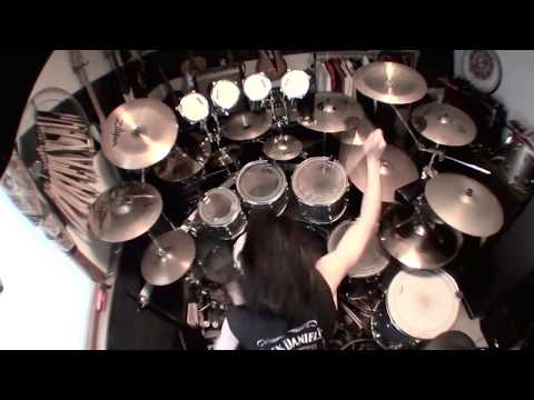 Under and Over It - Five Finger Death Punch - drum cover