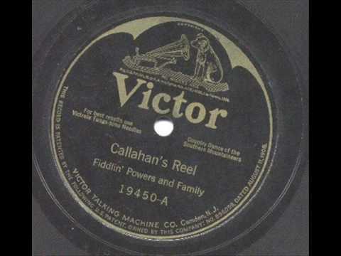 Callahan's Reel Fiddlin Powers Family