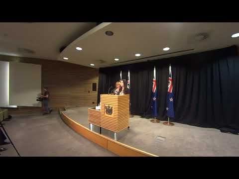 PM's Press Conference 4/12/17: Christ Church Cathedral and Work Scheme