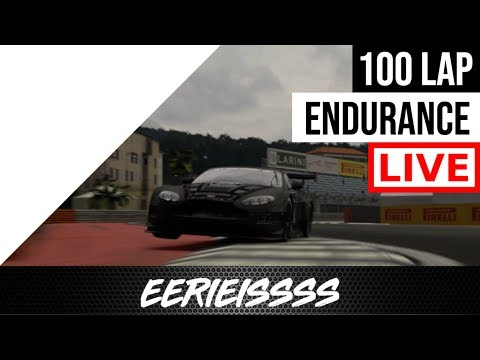 Gran Turismo Sport 100 laps of Dragon Trail Gardens RE LIVE