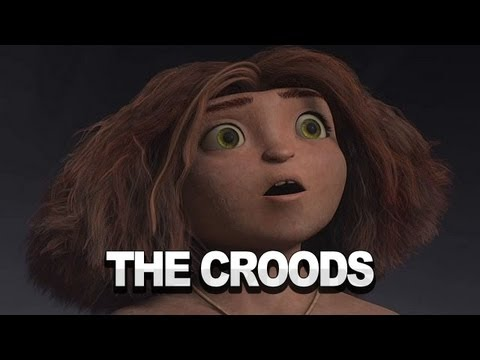 The Croods Trailer #1