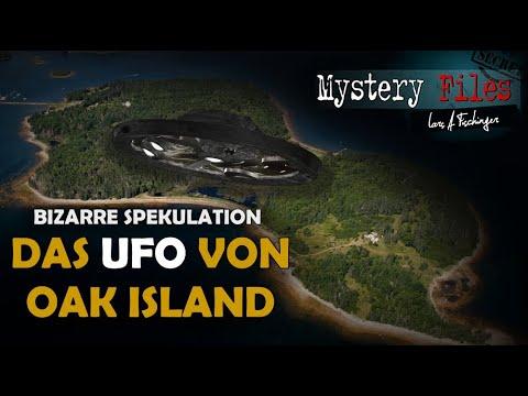 Rätsel von Oak Island und eine bizarre Spekulation: Liegt dort ein Raumschiff von Ancient Aliens?