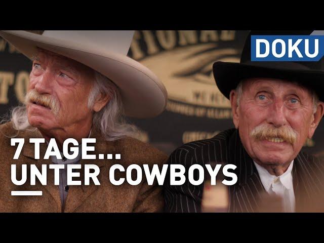 7 Tage... unter Cowboys   dokus und reportagen