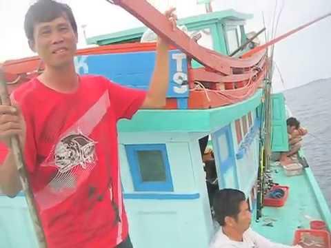 Câu Cá Phú Quốc ( Bè Lão 9kg)