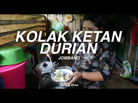 Jawa Pos Belah Durian Episode 13: Kolak Ketan Durian Jombang