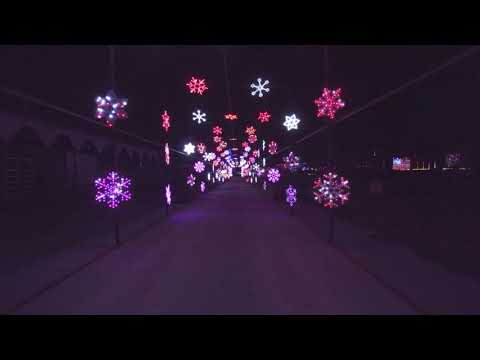 Northern Kentucky's Light Up The Fair returns for the holidays