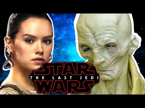 Snoke And Rey's Origin Comfirmed In Book: Empires End!?! (The Last Jedi Spoilers!)