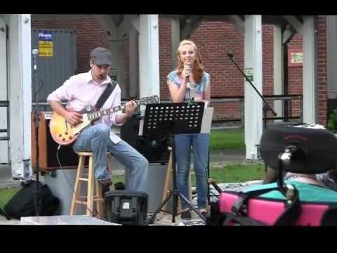 Hallelujah cover by Danielle Starz, Mass Hospital School, Aug 2012