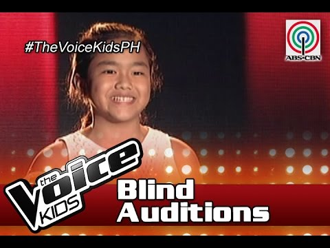 The Voice Kids Philippines 2016 Blind Auditions: Meet Natalie from Cabanatuan City