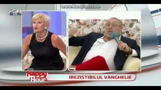 Serghei Mizil se cearta cu Monica Tatoiu (Happy Hour)