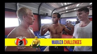 Training with Ivan Savchuk | Mabuza Challenges