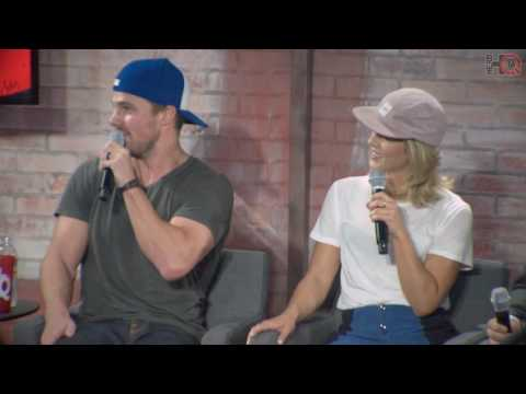 NerdHQ 2016: A Conversation with Stephen Amell and Friends