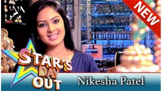 Actress Nikesha Patel in Stars Day Out (23/08/2014) - Part 2