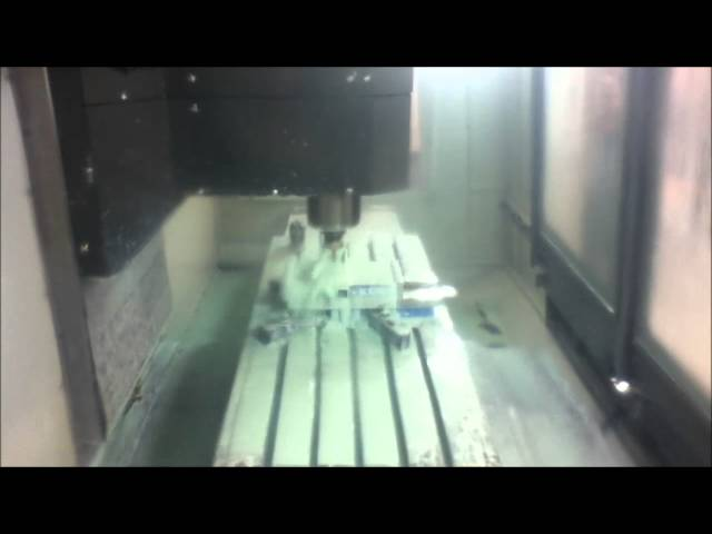 High Efficiency Machining - Cal Poly SLO Formula Electric