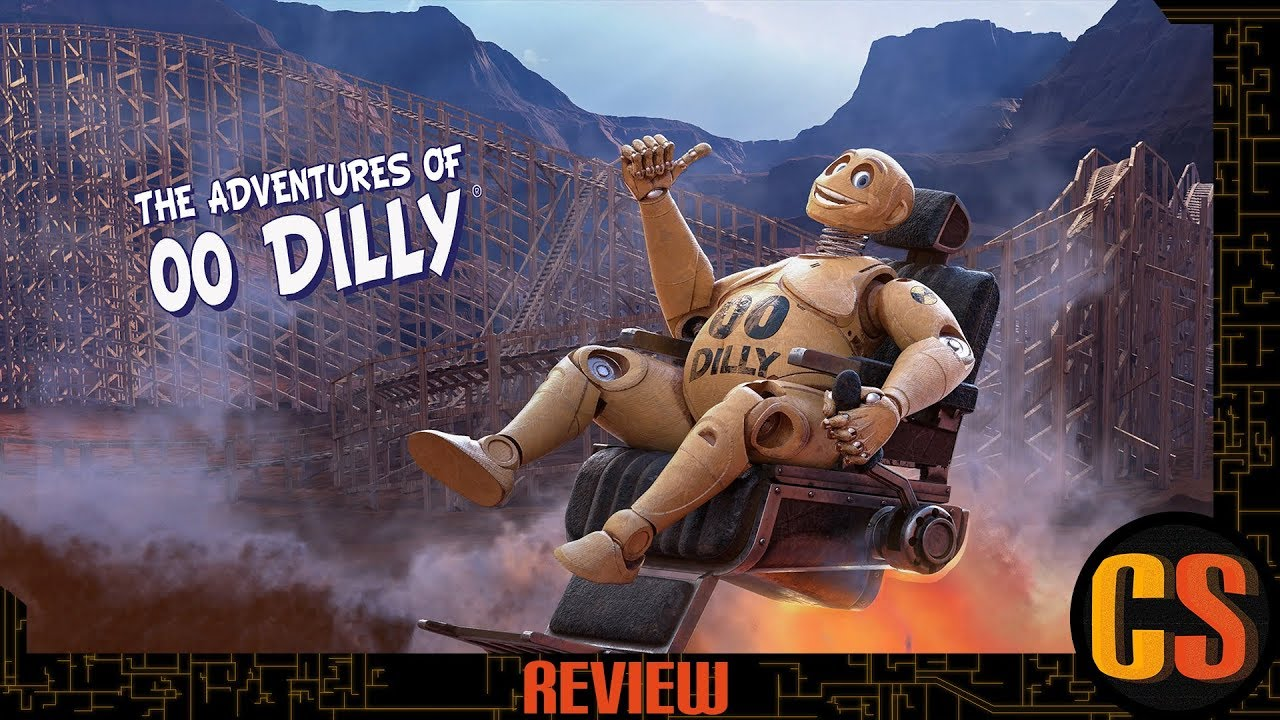 THE ADVENTURES OF OO DILLY - PS4 REVIEW (Video Game Video Review)