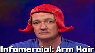 Infomercial: Arm Hair - Whose Line Is It Anyway?