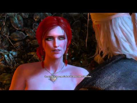 The Witcher 3: Wild Hunt: Rejecting A Drunk Triss