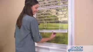 How To Install Levolor Cordless Blinds