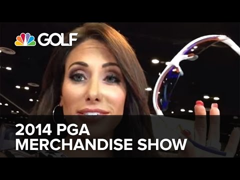 Morning Drive at the 2014 PGA Merchandise Show
