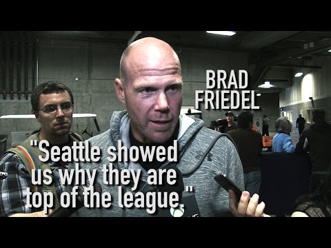 Interview: Brad Friedel Post-Game Reaction