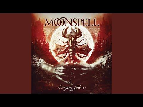 moonspell scorpion flower dark lush cut