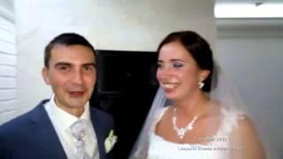 Спасибо ведущему нашей свадьбы Вячеславу Щебуняеву за проведенную свадьбу!!! 3октября 15 Спасибо