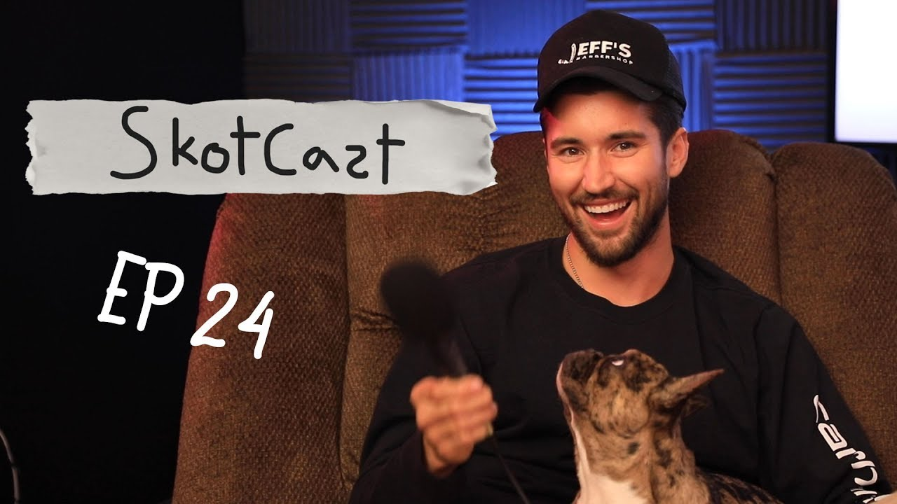 Jeff Wittek Opens Up About Life Before The Vlog Squad Skotcast Ep 24 Youtube