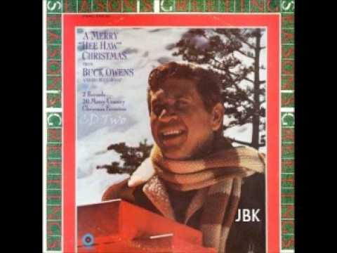 Buck Owens And The Buckaroos - Blue Christmas Lights