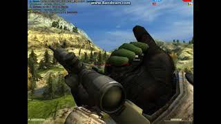 Battlefield 2 FuShe Pass v2  Sniper