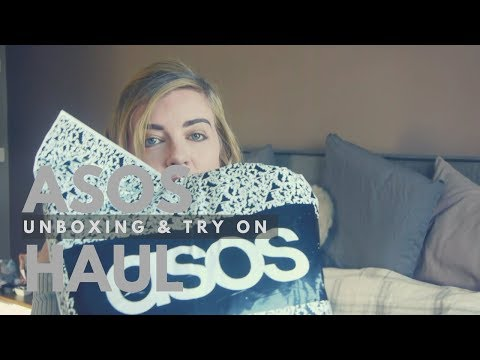 ASOS HAUL - UNBOXING & TRY ON | Black Friday Special