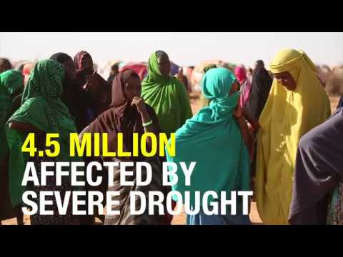 Somalia Drought Appeal - Islamic Relief Ireland