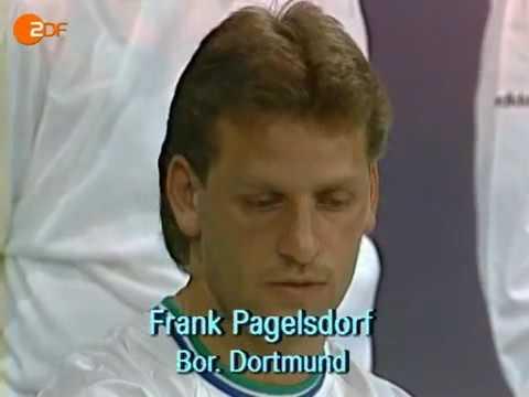 1.FC Nürnberg - BVB 1987