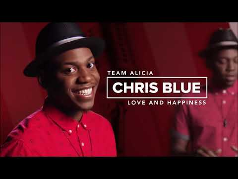Chris Blue - Love And Happiness [The Live Shows Top 12]