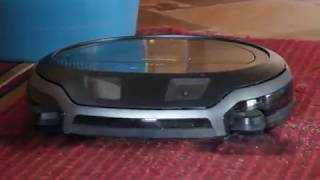Miele scout RX2-охотник за мусором видящий в 3D формате.